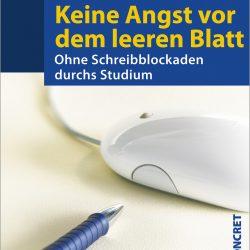 """Eine Rezension zu dem Buch """"Keine Angst vor dem leeren Blatt"""" von Otto Kruse"""