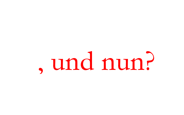 zeichensetzung das quotundquot und das komma
